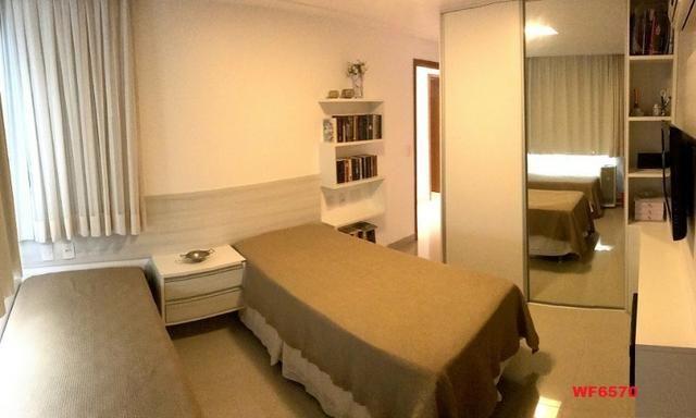 AP0967 Torre Espanha, apartamento na Aldeota, 3 suítes, móveis projetados, 2 vagas - Foto 11