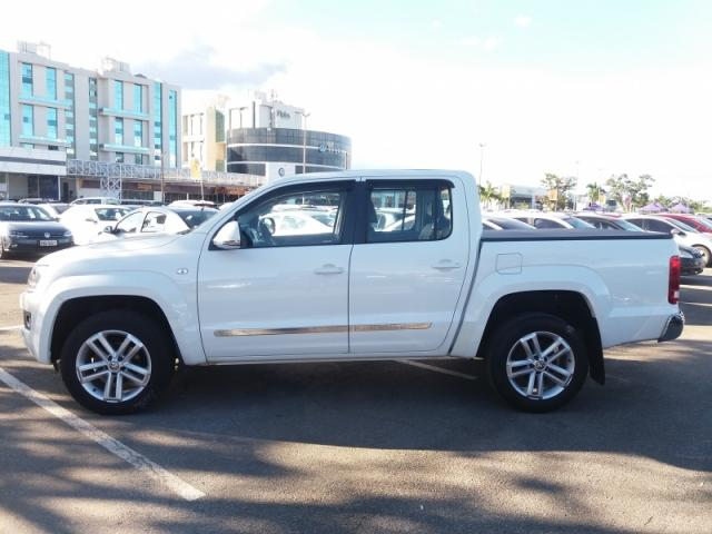 VOLKSWAGEN  AMAROK 2.0 HIGHLINE 4X4 CD 2015 - Foto 7