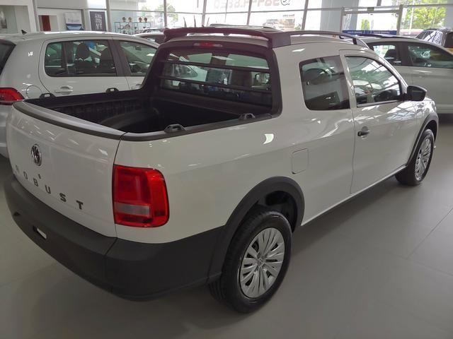 Volkswagen Saveiro Robust 1.6 CD 2022 (venda direta) - Foto 3