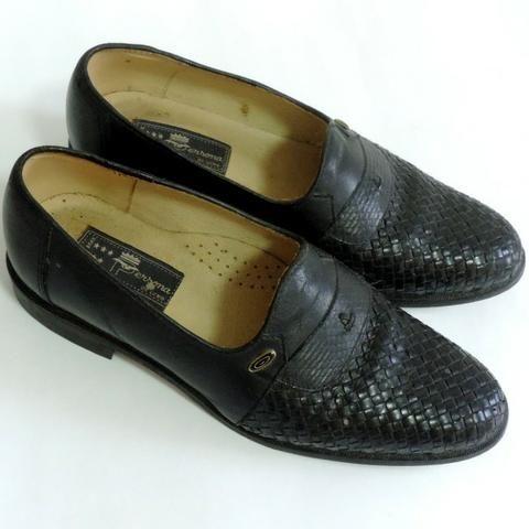 803e1fcc0 Sapato social tam 39 couro - Roupas e calçados - Bucarein, Joinville ...