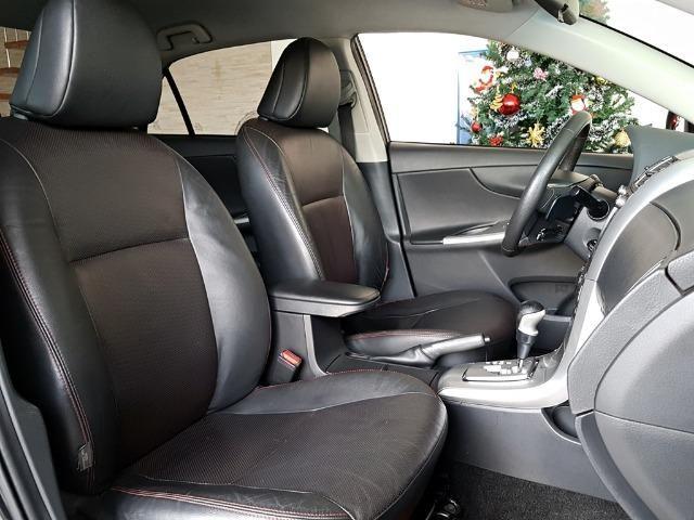 Toyota Corolla XRS 2.0 Flex 16V Aut - Foto 10