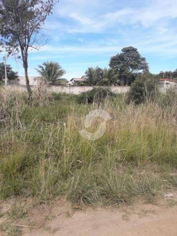 Terreno à venda, 450 m² por r$ 71.000,00 - jaconé - saquarema/rj - Foto 8