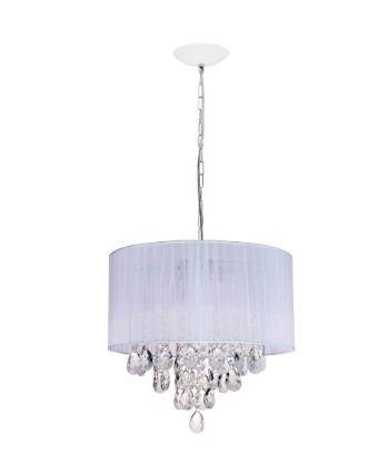 Luminária/lustre nunca usado