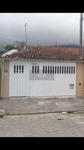 Casa à venda com 3 dormitórios em Poiares, Caraguatatuba cod:487