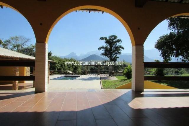 Caetano Imóveis - Haras de luxo com vista linda para o dedo de Deus! (oportunidade única!) - Foto 16