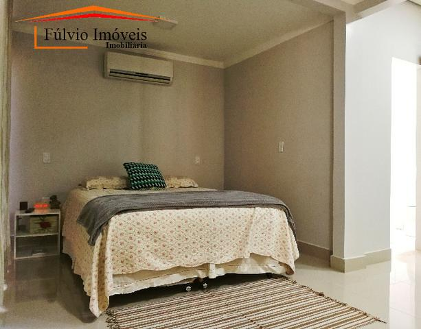 Magnífica casa térrea próximo ao Taguaparque, fino acabamento, 2 quartos, área de lazer - Foto 4