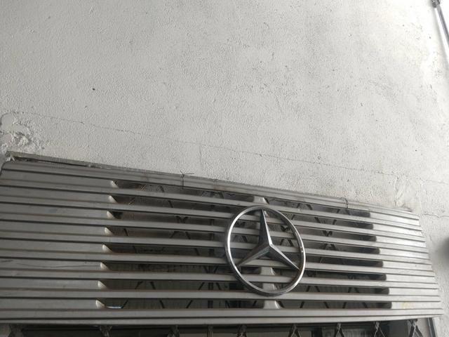 Grade de lata Mercedes 1618 - Foto 2