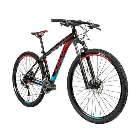 Bicicleta Caloi Explorer Expert 2019 - Nova, na caixa, c/ Garantia e Nota F - 10x s/ juros - Foto 2