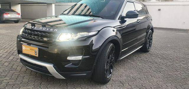 Land Rover Evoque 2.0 Si4 Dynamic Black Blindada