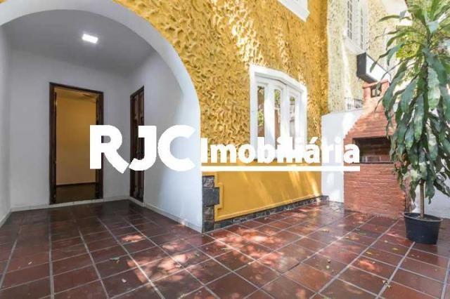 Casa à venda com 3 dormitórios em Tijuca, Rio de janeiro cod:MBCA30183 - Foto 4
