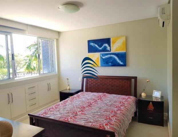 Casa de alto padrão com acesso a praia no condomínio Porto Busca Vida - Foto 17