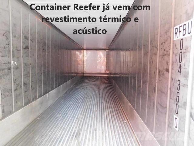 Container marítimo - temos o melhor preço - somos importadores - Foto 5