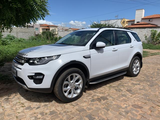 Discovery sport 2.0 turbo diesel 7 lugares