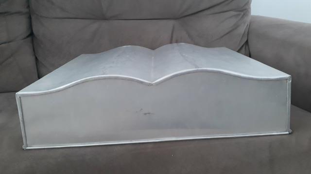 Forma de bolo de bíblia - Foto 3