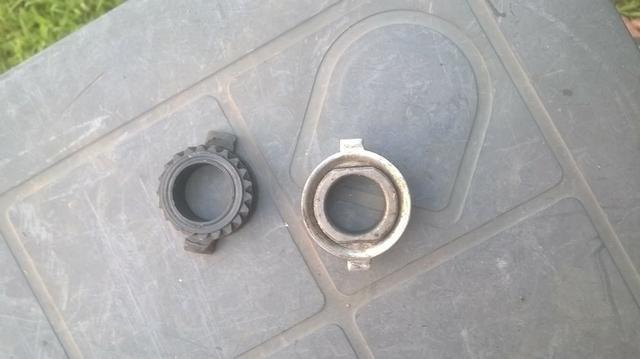 Engrenagem velocimetro fan 125 - Foto 2
