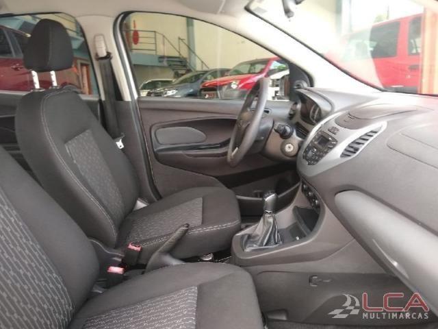 Ford Ka SE 1.0 2015- 40 mil km originais- ideal p/ Uber e demais app - Foto 9
