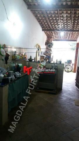 4028 - Casa de 4 quartos, área gourmet e fogão a lenha, total conforto Unamar - Foto 14