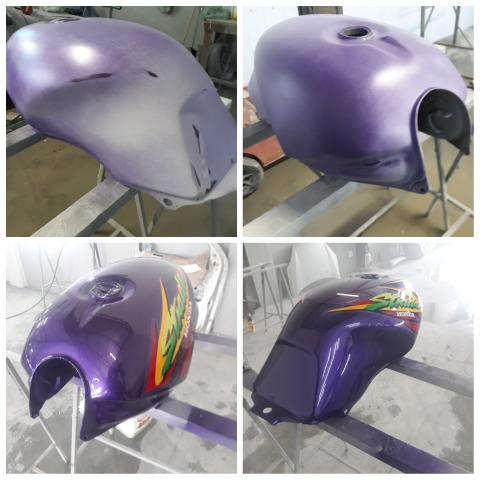 Pintura automotiva e em motos - Foto 3