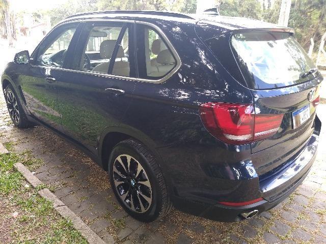 BMW X5 L6 Turbo 306cv 4X4 Zf 8marchas Teto Novisssima Unica no R.S - Foto 2