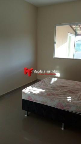 4030 - Casa de 4 quartos, rebaixada em gesso, total conforto em Unamar - Foto 12