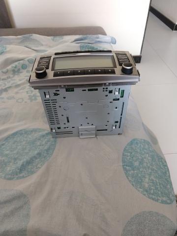 Vendo aparelho de som original do santa fe - Foto 4