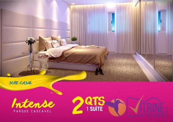 Apartamento com 2 quartos no INTENSE PARQUE CASCAVEL - Bairro Vila Rosa em Goiânia - Foto 16