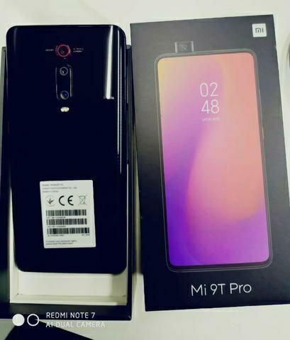 Xiaomi mi 9t 128gb novo lacrado - Foto 2