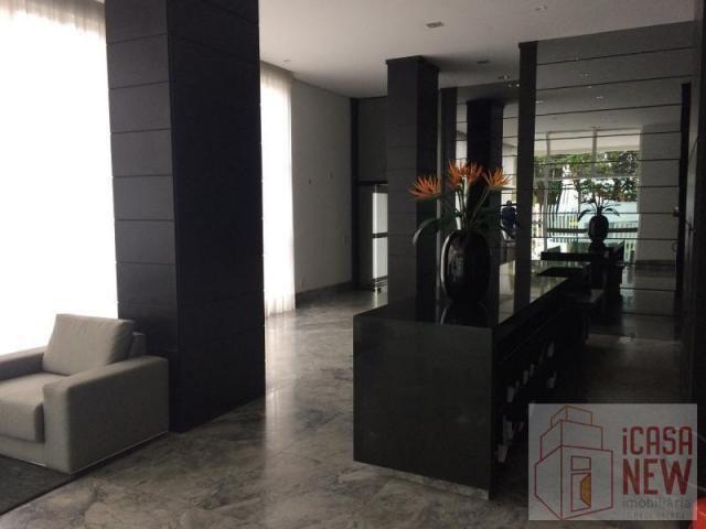 Apartamento para Venda em Curitiba, Cabral, 3 dormitórios, 3 suítes, 5 banheiros, 2 vagas - Foto 3