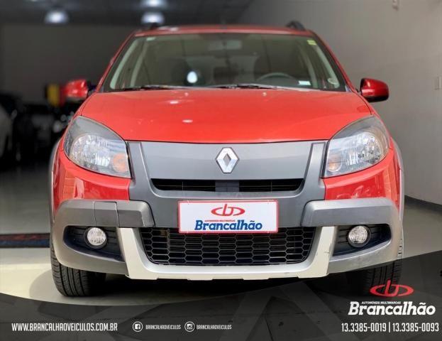 SANDERO 2013/2014 1.6 STEPWAY 16V FLEX 4P AUTOMÁTICO