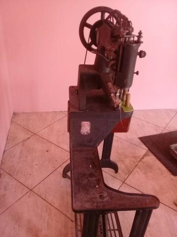 Maquina de costura de sapateiro - Foto 3