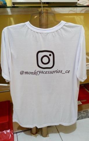 Camisas básicas p/ fardamento - Foto 2