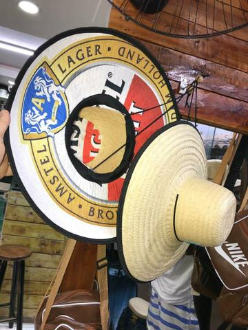 Chapéu de palha R$ 45,00 cada - Foto 6