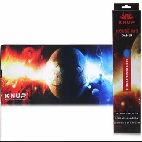 MOUSE PAD GAMER EXTRA GRANDE KNUP KP-S08 CONTROL Counter Strike GO - Foto 3