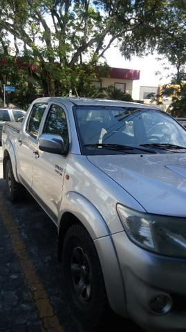 Toyota Hilux 4x4 turbo diesel 3.0 14/14 Manual,carro novo oportunidade!!! - Foto 2