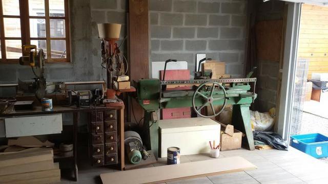 Torno para madeira ( copiador ) - Foto 2