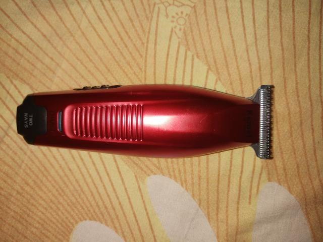 Máquinas de corta cabelo Kit kamei - Foto 3