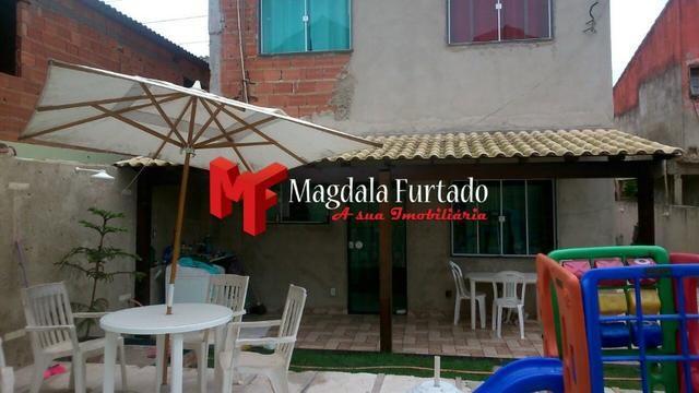 4037 - Casa com área gourmet, 4 quartos para sua moradia em Unamar - Foto 6