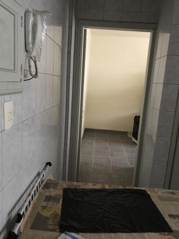 Sala living na divisa de Santos - Foto 2
