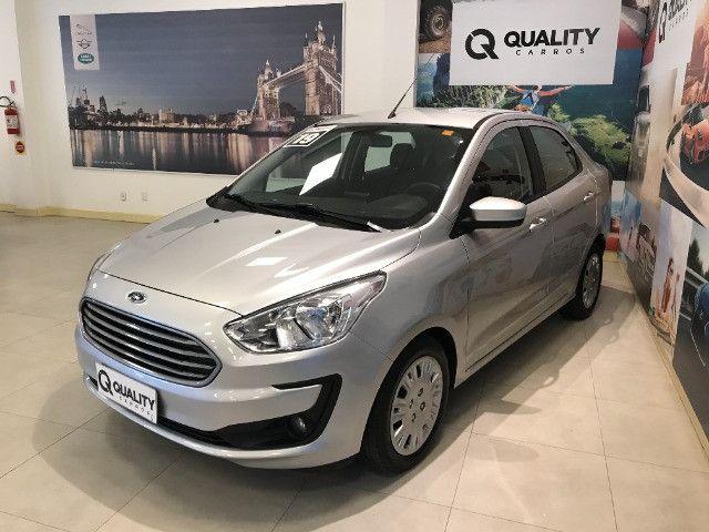 Ford - Ka 1.5 Sedan SE Plus 12V Flex 4p Mec - 2019 - Foto 3