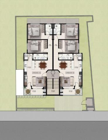 Excelente apartamento com um dormitório e uma suíte no Itacolomi - Foto 3