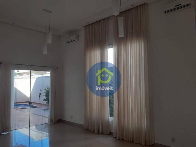 Casa com 3 dormitórios para alugar, 230 m² por R$ 4.400,00/mês - Parque Residencial Damha  - Foto 15