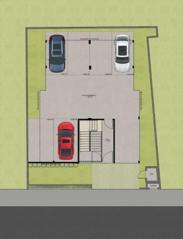 Excelente apartamento com um dormitório e uma suíte no Itacolomi - Foto 4