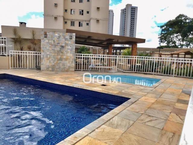 Apartamento com 2 dormitórios à venda, 51 m² por R$ 170.000,00 - Vila Rosa - Goiânia/GO - Foto 7