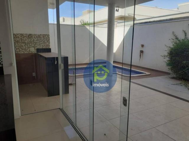 Casa com 3 dormitórios para alugar, 230 m² por R$ 4.400,00/mês - Parque Residencial Damha  - Foto 7