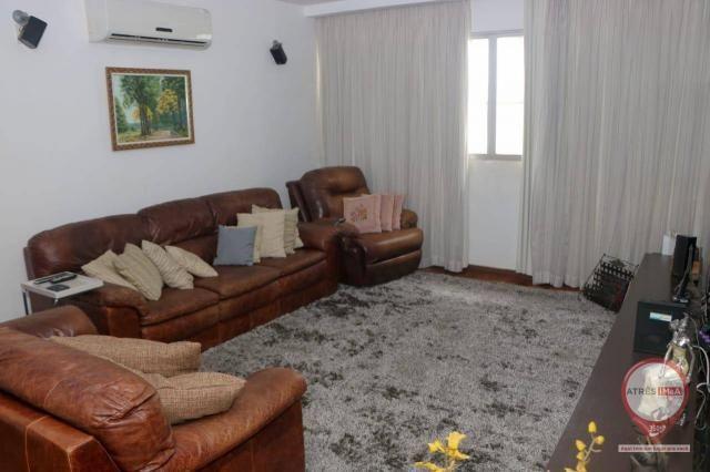 Cobertura com 4 dormitórios para alugar, 304 m² por R$ 6.000,00/mês - Setor Oeste - Goiâni - Foto 19