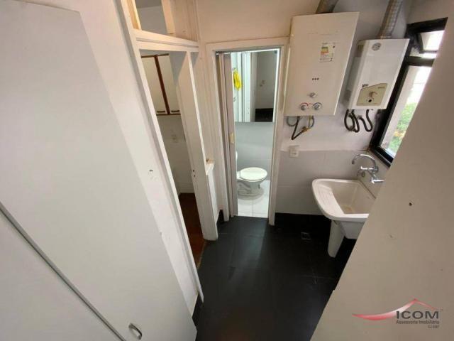 Apartamento com 3 dormitórios para alugar, 116 m² por R$ 2.900,00/mês - Botafogo - Rio de  - Foto 9