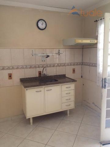 Casa com 2 dormitórios para alugar, 55 m² por R$ 1.000,00/mês - Parque Villa Flores - Suma - Foto 2