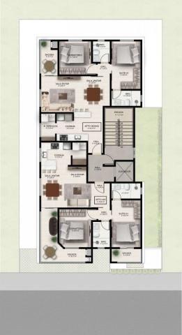 Apartamento com uma suíte e um dormitório na Praia da Armação - Foto 3