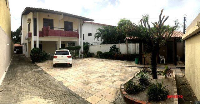 Casa duplex com 4 quartos, 8 vagas de garagem, próximo Washington Soares