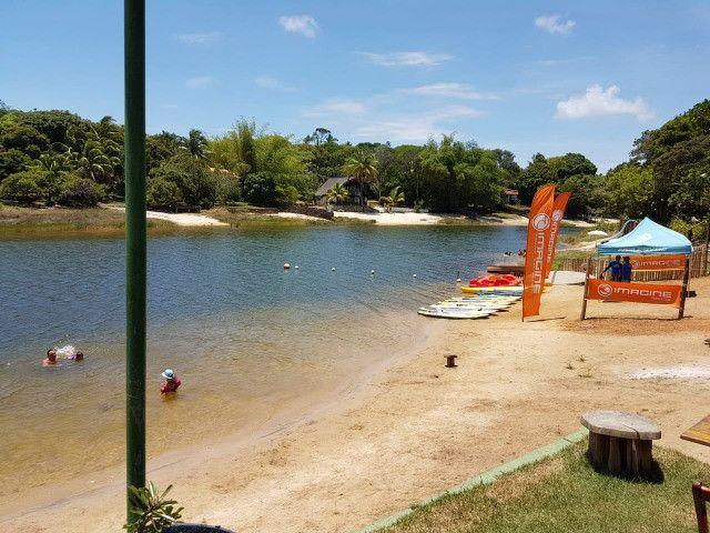Casa Aconchegante - Praia do Forte - Lagoa do Aruá - Foto 20